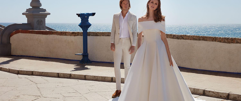 Scarpe Sposa Catania.Novias Wedding Store Abiti Da Sposi E Cerimonie A Catania