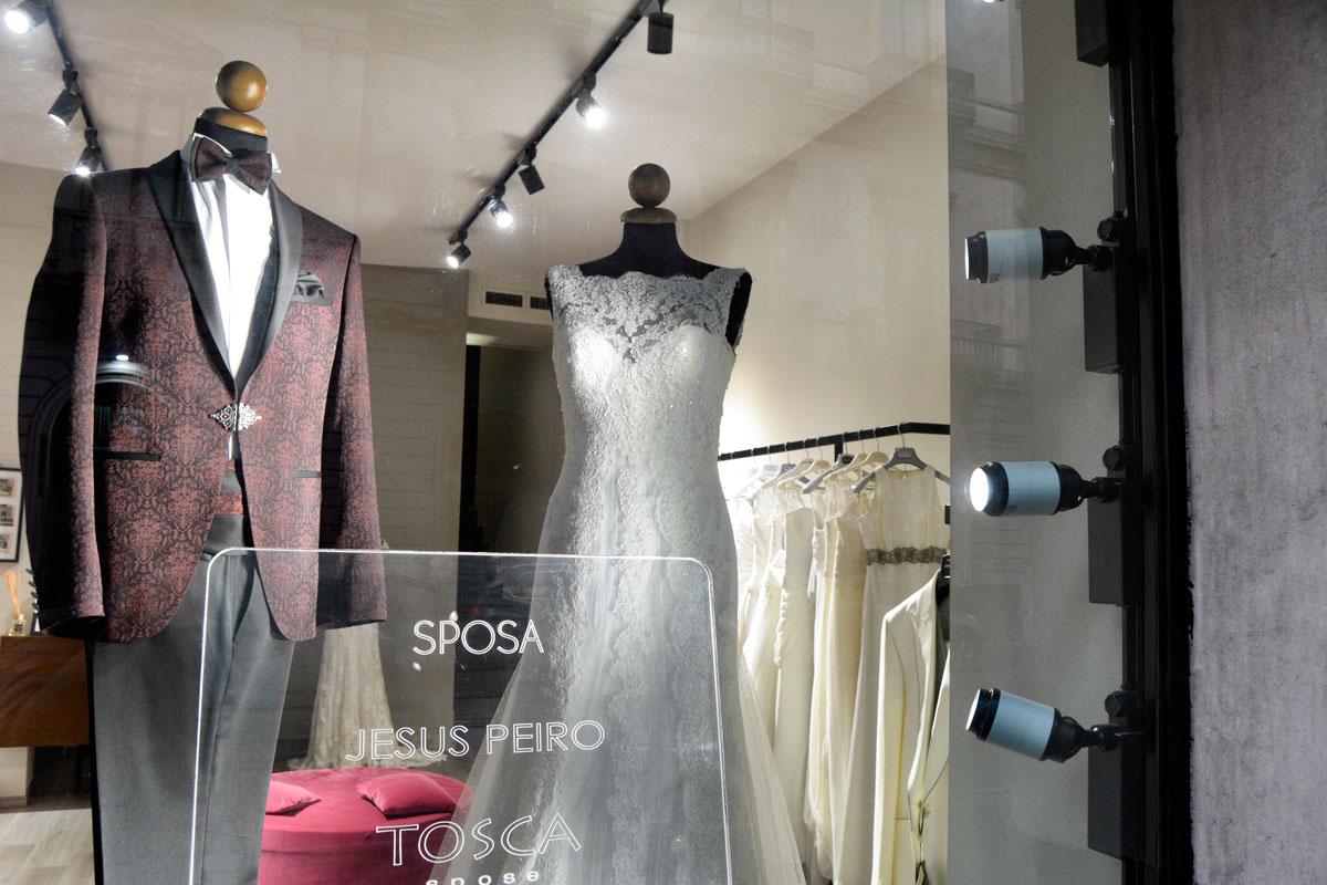 Negozi Scarpe Sposa Catania.Novias Wedding Store Abiti Da Sposi E Cerimonie A Catania
